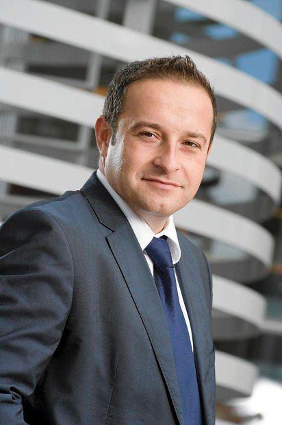 Krystian Bestry, dyrektor zarządzający Infosys BPO Europe