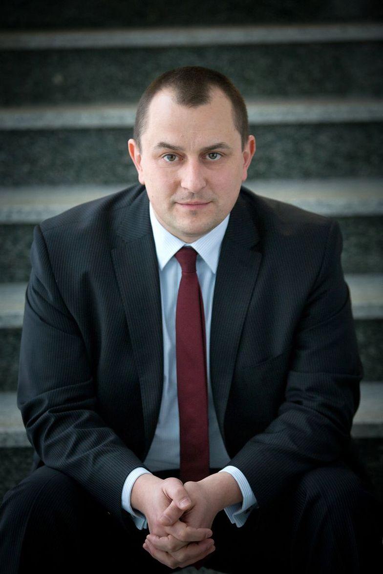 Dariusz Formela, prezes PKM Duda