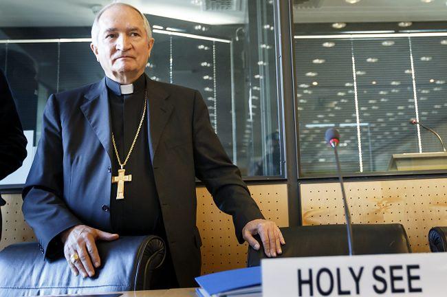 Watykan na forum przeciwko torturom o pedofilii