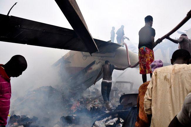 Katastrofa samolotu w Nigerii, 147 osób nie żyje