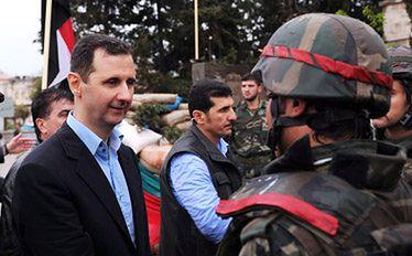 Asad sprytnie zgodził się na Konwencję o zakazie broni chemicznej