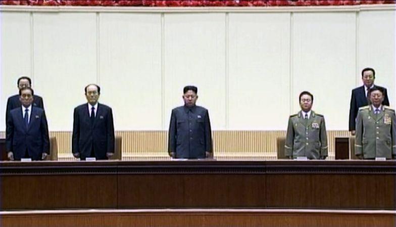 Dyktatura w Korei Północnej. Kim Dzong Un świętował rocznicę śmierci ojca