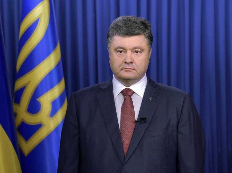 Zestrzelenie boeinga. Poroszenko wzywa ONZ do uznania separatystów za terrorystów