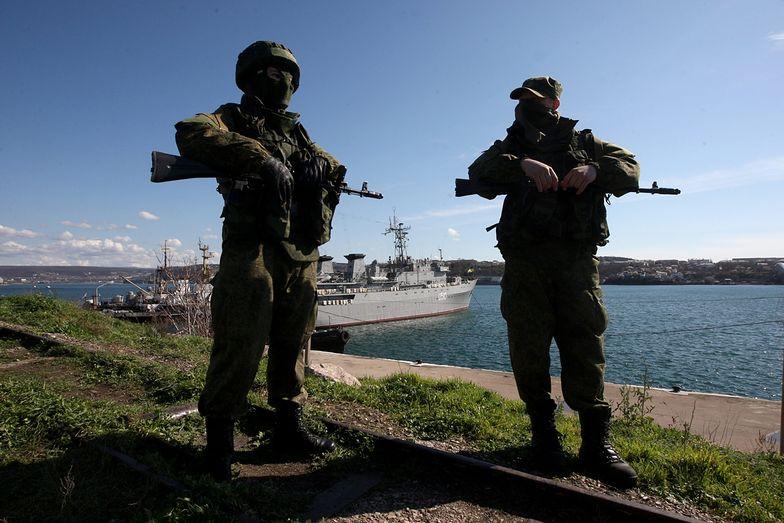 Ukraina: Rosjanie nie zaatakowali ukraińskich jednostek na Krymie