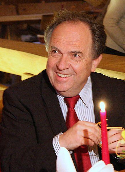 Janusz Majcher, burmistrz Zakopanego
