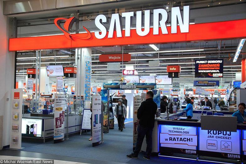 Wszystkie sklepy Saturn do września będą funkcjonowały już pod marką MediaMarkt.