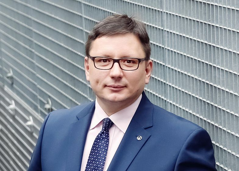 Rafał Milczarski jest prezesem LOT. To on musi znaleźć sposób na uniknięcie strajku generalnego w spółce