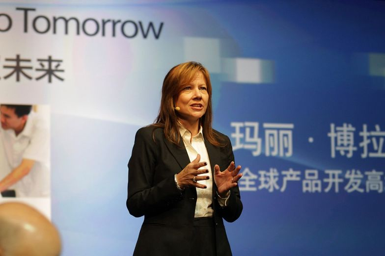 Marry Barra, prezes zarządu General Motors
