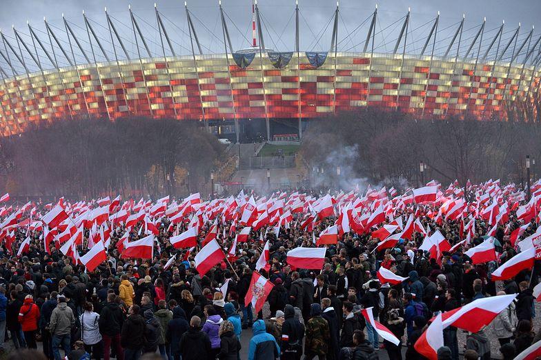 Marsz Niepodległości 2015 to tylko 5 tys. zł kosztów dla Warszawy. Zero strat, bardzo mało śmieci