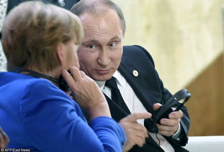 """Putin zawalczy o Nord Stream 2. """"Niemcy staną się głównym rozgrywającym"""""""