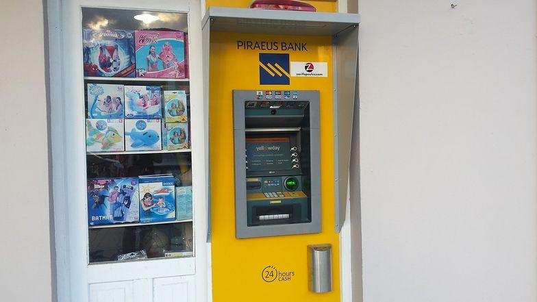 Kryzys w Grecji. Banki otworzą się już w poniedziałek.