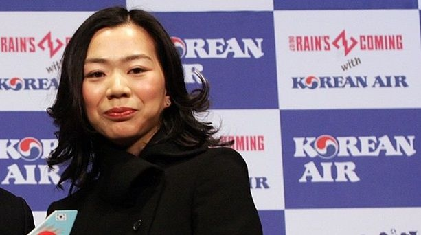 Była wiceprezes Korean Air za kratami