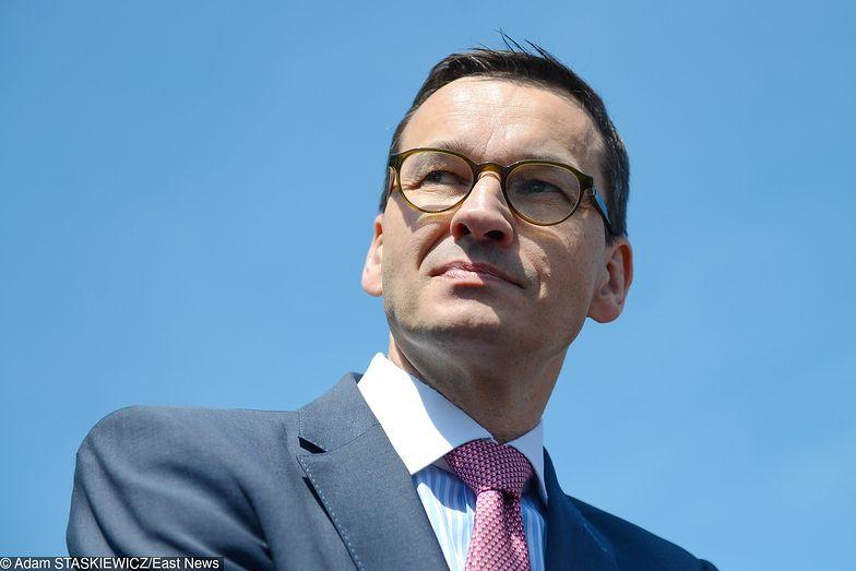 Minister Morawiecki zapewnia, że sytuacja budżetowa jest bardzo dobra.
