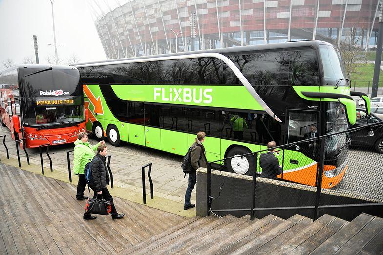 FlixBus przejął Polskiego Busa i chce wozić Polaków nad morze i w góry.