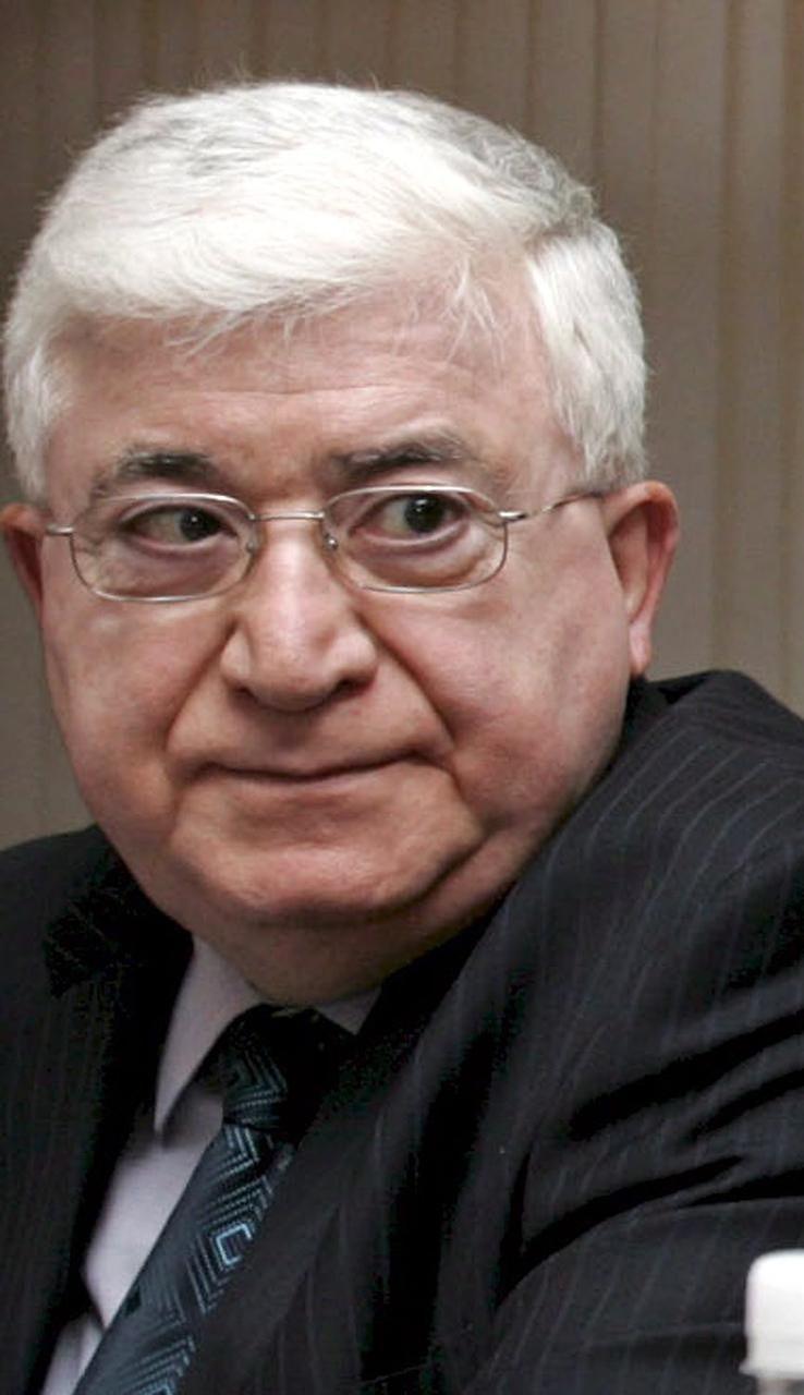 Parlament w Iraku wybrał kurdyjskiego polityka Fuada Masuma na prezydenta