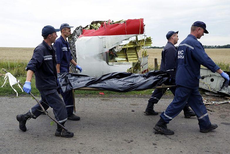 Zestrzelony samolot na Ukrainie. SBU ustaliła miejsce, z którego odpalono rakietę
