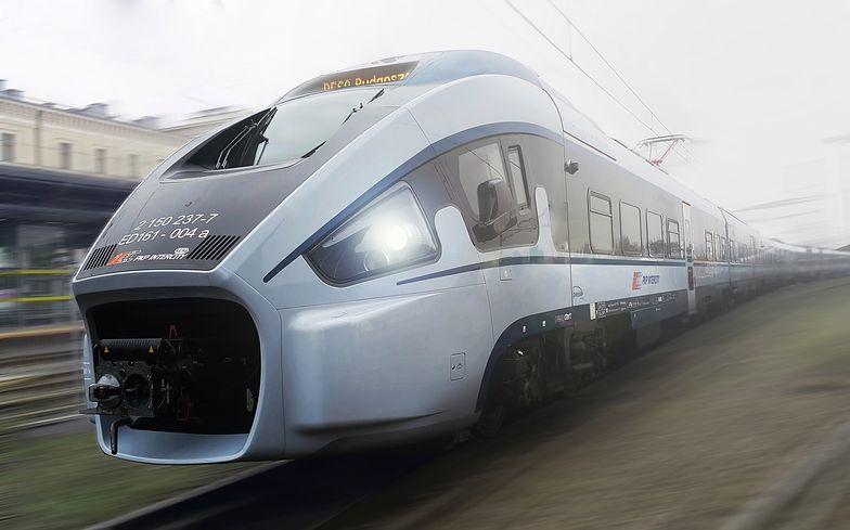 Polskie pociągi. Wielki dziwny sukces