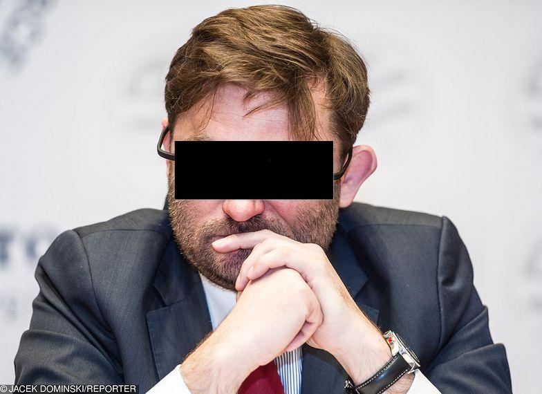 Paweł T. został zatrzymany wraz z 5 innymi osobami.