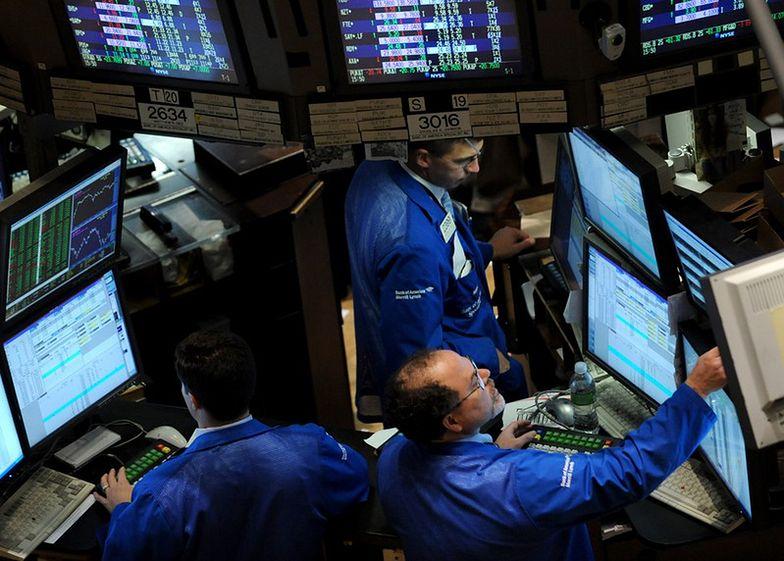 Zaskakujące dane z gospodarki i nowy rekord na Wall Street