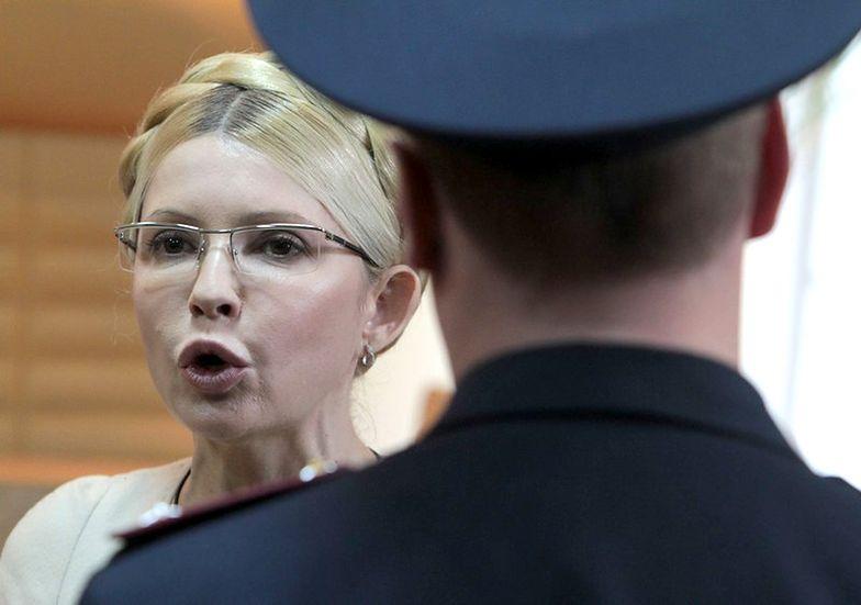 Tymoszenko w więzieniu. Już wkrótce może być wolna