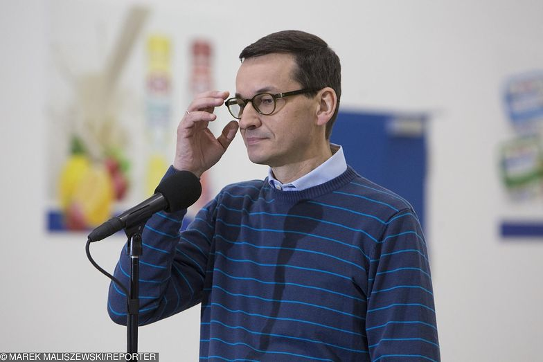 Mateusz Morawiecki stawia na patriotyzm gospodarczy