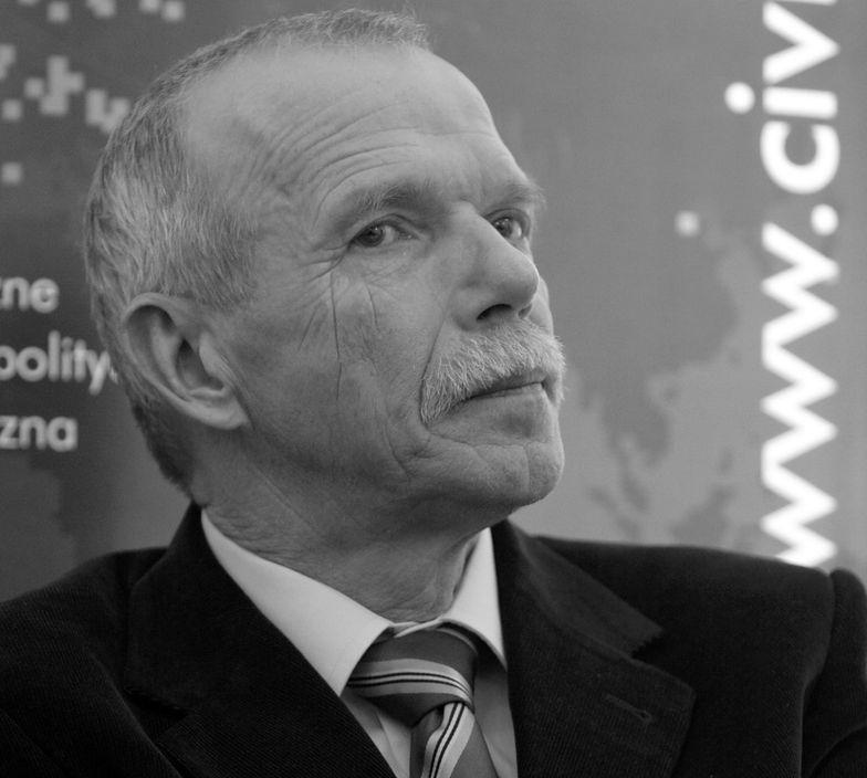 Edmund Wnuk-Lipiński nie żyje