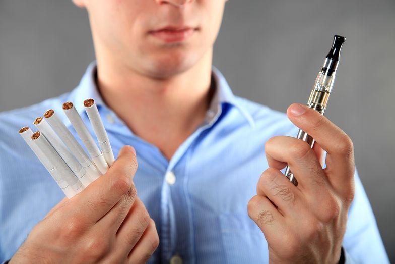 E-papierosy znikają z sieci. Za ich reklamę grozi kara - nawet 200 tys. zł
