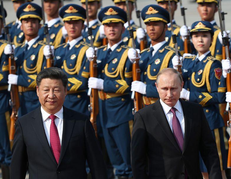 Putin: Rosja i Chiny mają bardzo zbliżone poglądy na sytuację na świecie