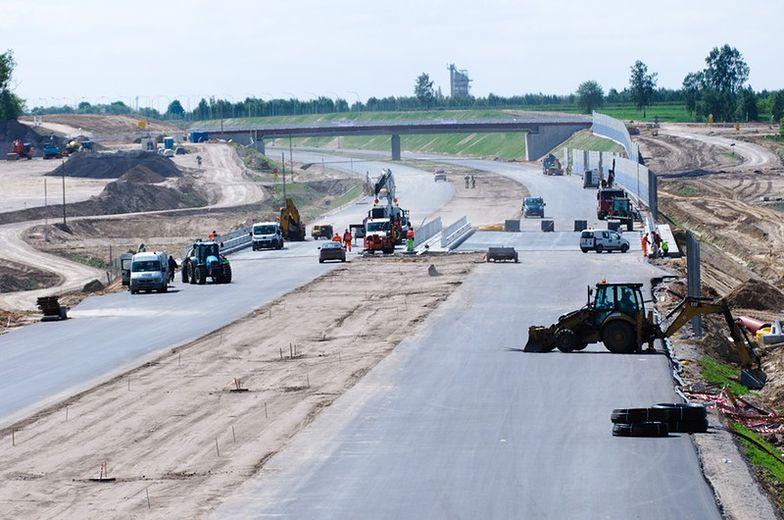 Autostrada A2. Otwarta odcinek Stryków-Konotopa