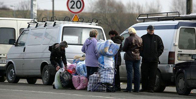 Rosja otworzyła granice dla uchodźców z Ukrainy