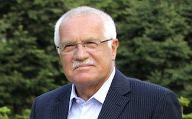 Skandal w Czechach. Klaus ostro atakuje Havla