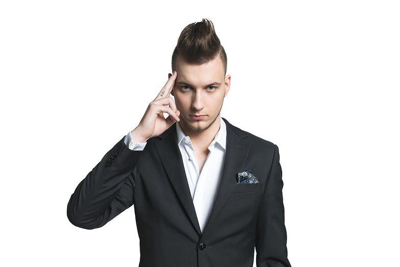 """Y jest magikiem, iluzjonistą i mentalistą. W 2012 r. wystapił w programie """"Mam talent"""""""
