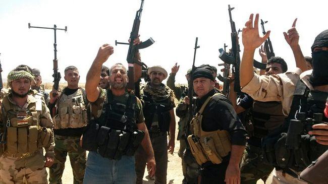 Wojna w Iraku. Niemcy przygotowują dostawy sprzętu wojskowego dla Kurdów