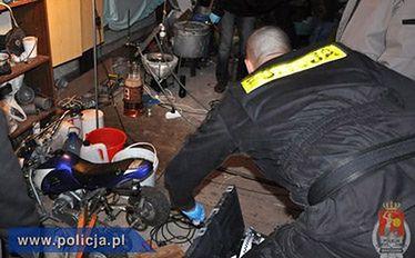 Policja przejęła narkotyki o łącznej wartości około 3,5 mln zł