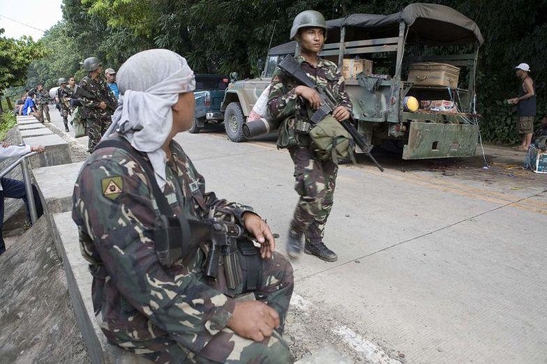 Amerykańska armia na Filipinach. Żołnierzy będzie jeszcze więcej?