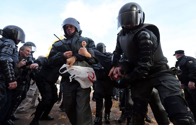 W Moskwie doszło do groźnych zamieszek