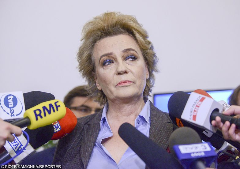 prezydent Łodzi Hanny Zdanowska