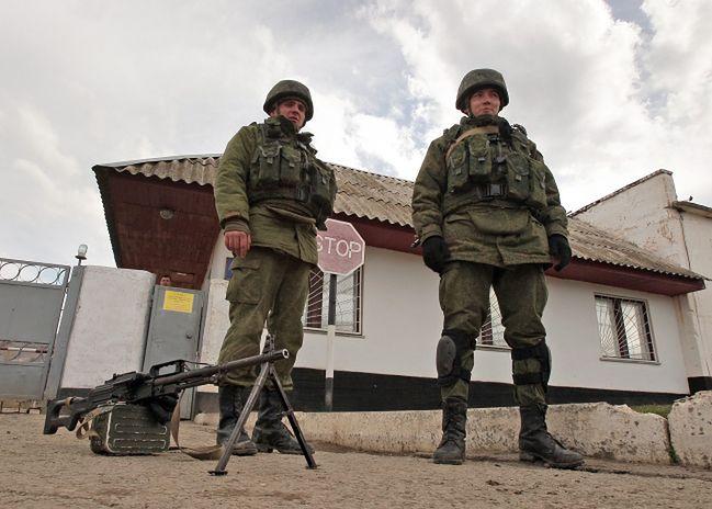 Krym deklaruje niepodległość, Ukraina mobilizację
