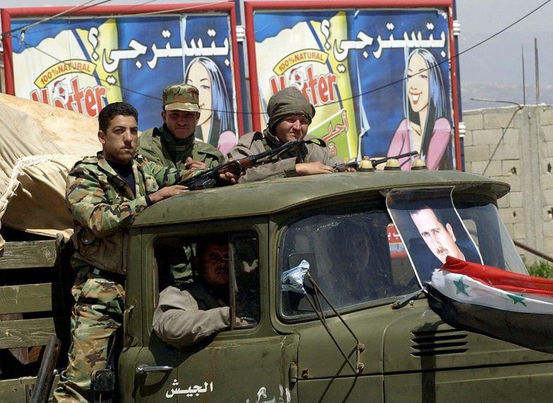 Wznowiono wywóz syryjskiego arsenału chemicznego