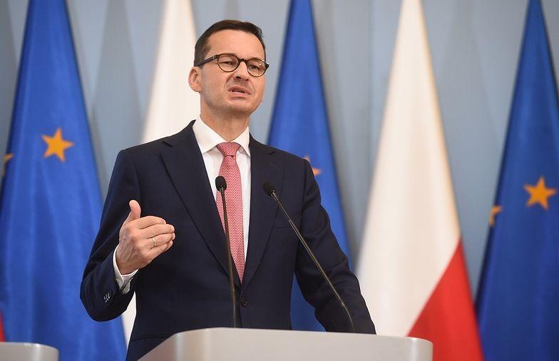 Mateusz Morawiecki podał, że likwidacja luk podatkowych daje więcej niż UE. Sprawdziliśmy