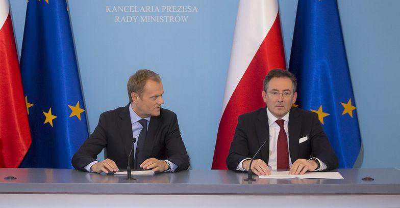 Wotum nieufności dla Tuska i Sienkiewicza. Sejm zadecyduje