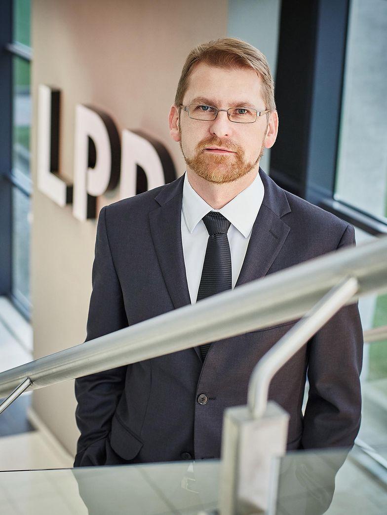 Przemysław Lutkiewicz, wieceprezes LPP