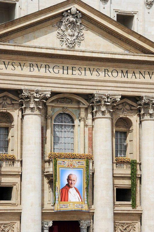 Kanonizacji Jana Pawła II. Burmistrz Rzymu wyjaśnia szczegóły