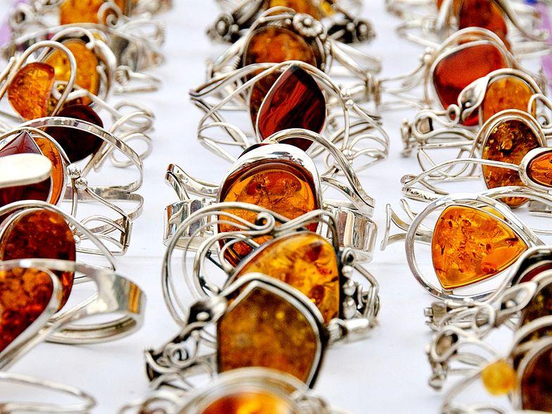 Biżuteria z bursztynu i metali szlachetnych polskim hitem eksportowym