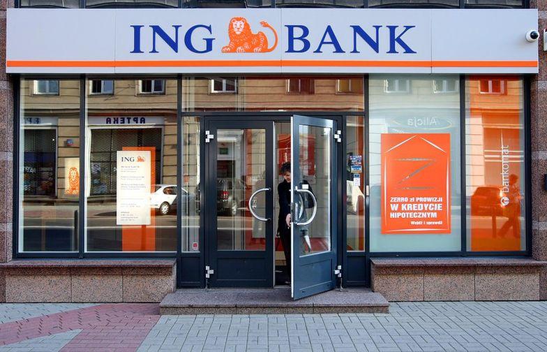Analitycy podnieśli rekomendację dla ING BSK. Co zalecają?