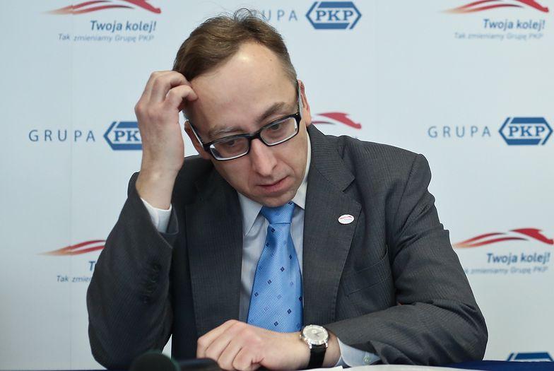 Prezes PKP PLK ujawnił skalę strat. Szokuje