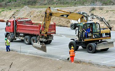 Autostrada A2. 80 proc. szczelin na A2 naprawionych