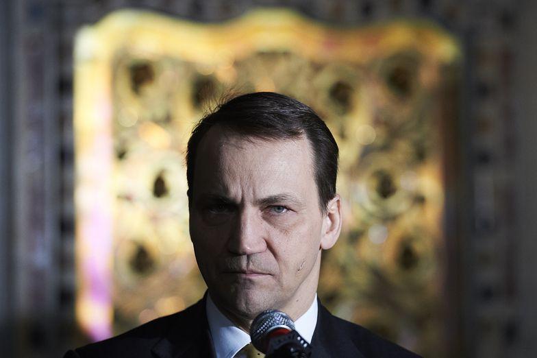 Sikorski: Polska będzie bronić praw chrześcijan