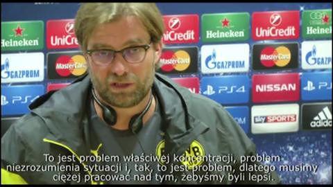 Borussia Dortmund trenuje przed kolejnym spotkaniem