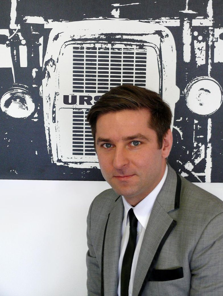 Karol Zarajczyk jest prezesem Ursusa.